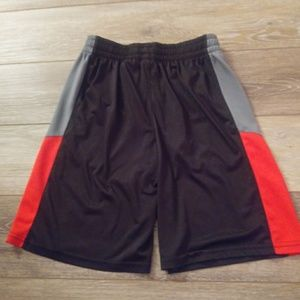 Puma boys workout shorts
